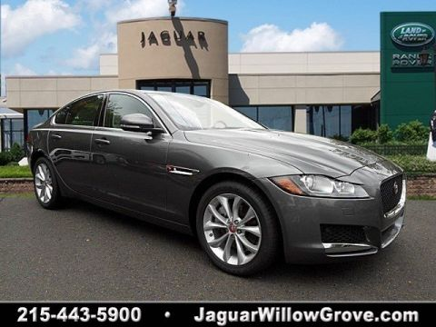 New 2017 Jaguar XF 20d Premium AWD