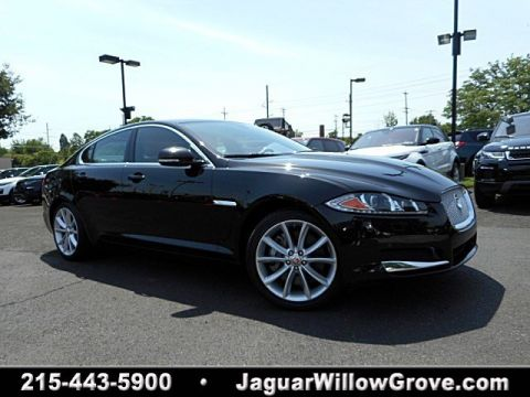 Certified Pre-Owned 2015 Jaguar XF V6 Sport With Navigation & AWD