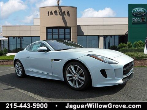 New 2017 Jaguar F-TYPE S With Navigation & AWD