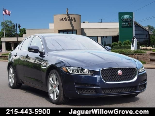 New 2017 Jaguar XE 25t Prestige RWD 4dr Car