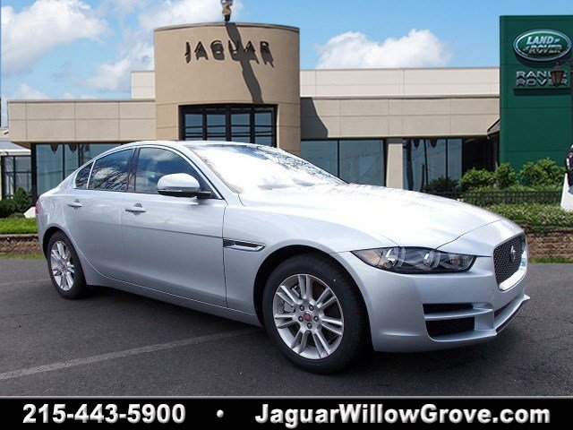 New 2017 Jaguar XE 20d Premium AWD
