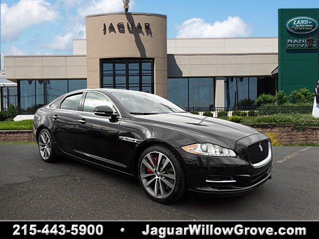 Certified Pre-Owned 2013 Jaguar XJ Supercharged With Navigation