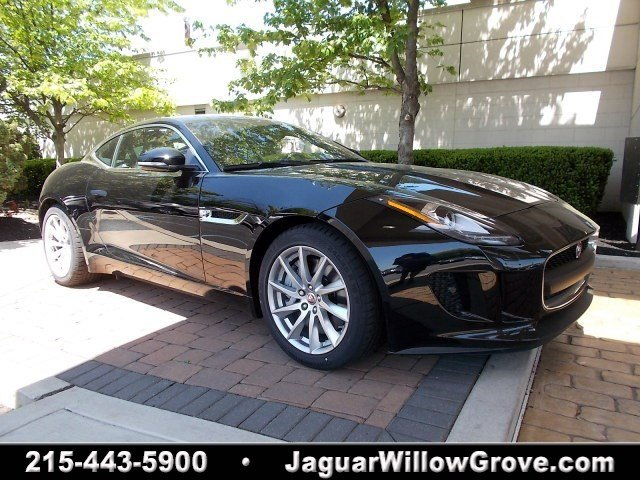 New 2017 Jaguar F-TYPE  With Navigation