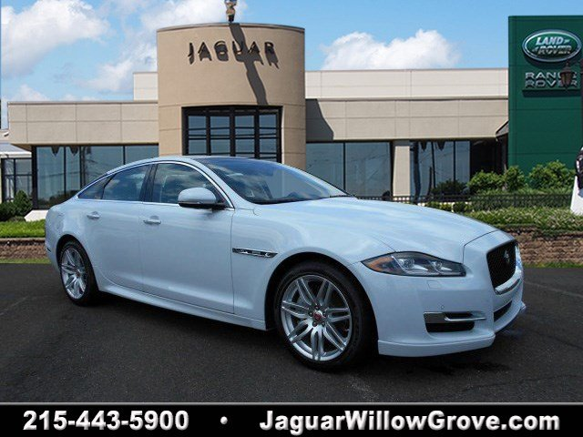New 2017 Jaguar XJ R-Sport With Navigation & AWD
