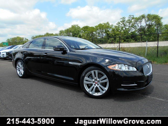 Certified Pre-Owned 2014 Jaguar XJ XJL Portfolio With Navigation & AWD