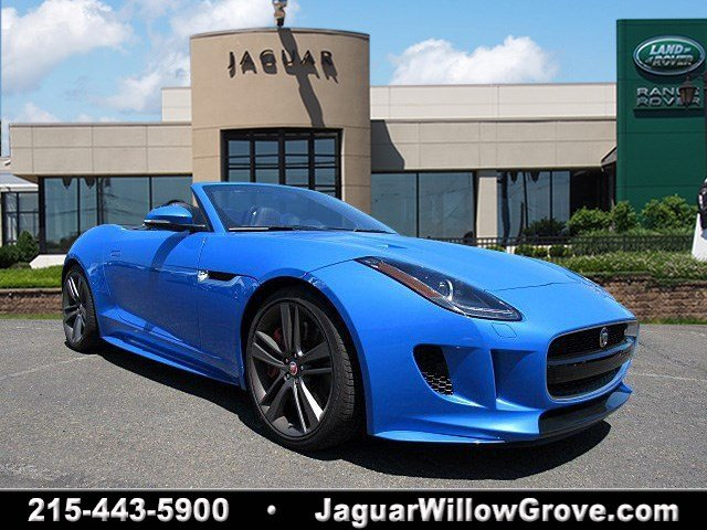 New 2017 Jaguar F-TYPE S British Design Edition With Navigation & AWD